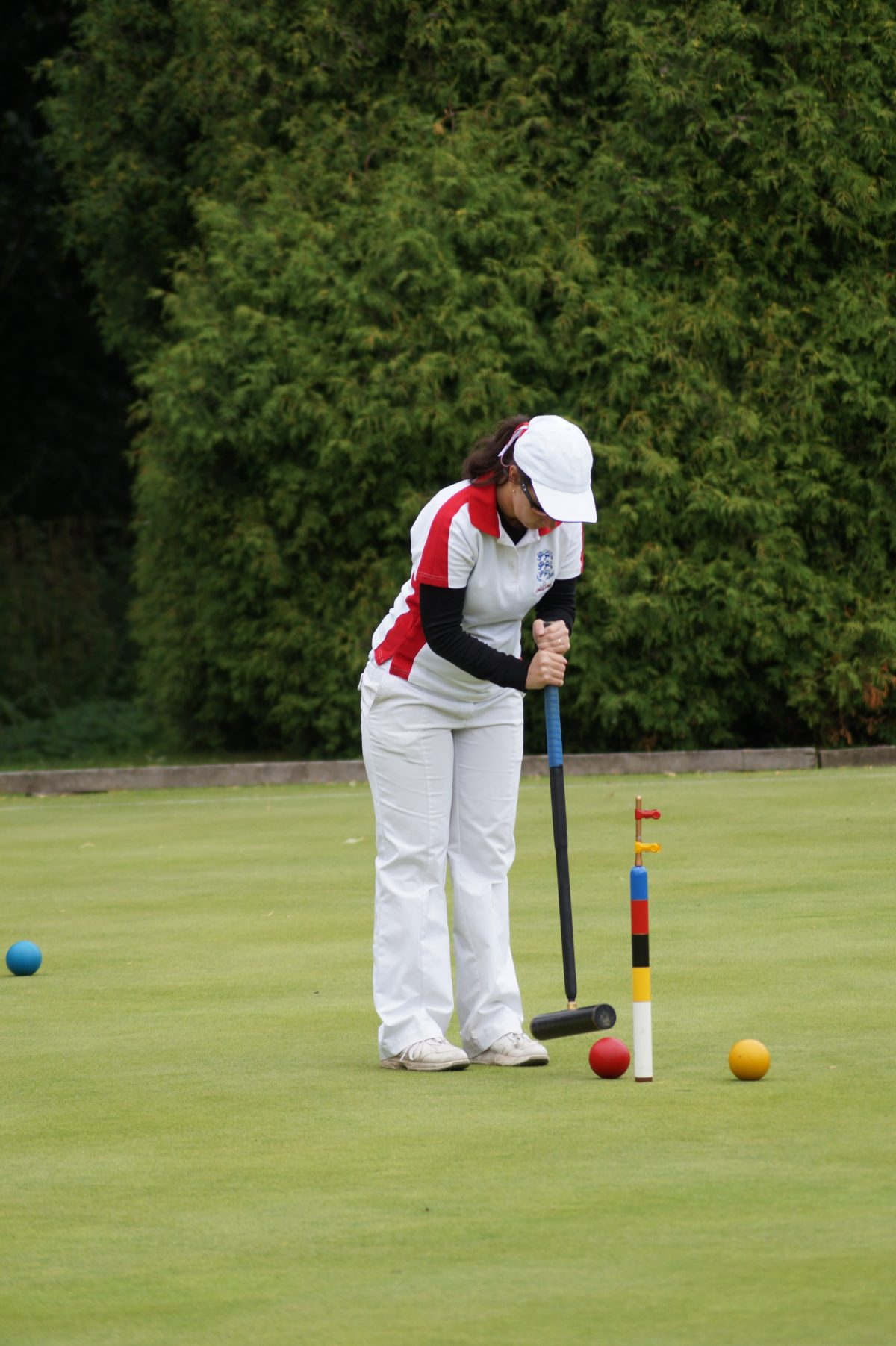 2015 Women's Association Croquet World Championship – Winner: Miranda Chapman (ENG)