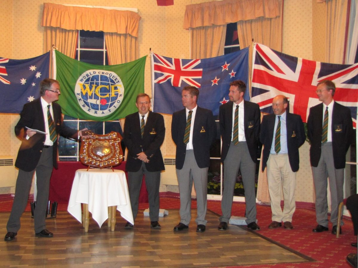 2010 AC World Team Championship Tier 1 – Champion: Great Britain