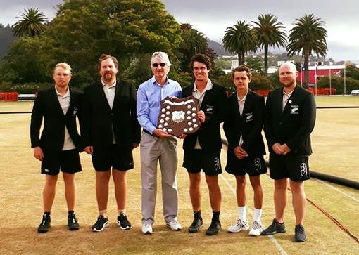 2020 GC World Championship Tier 1 – Champion: New Zealand