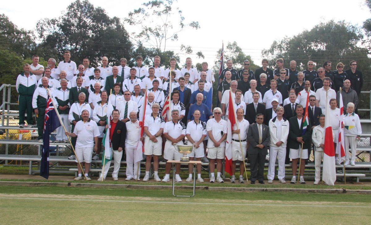 2012 AC World Championship – Winner: Reg Bamford (SA)