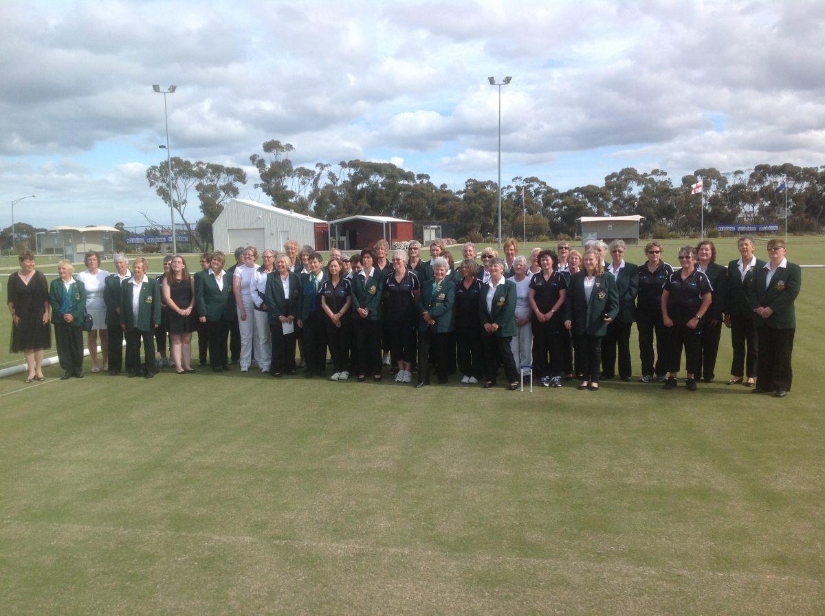 2012 Women's Association Croquet World Championship – Winner: Jenny Clarke (NZE)