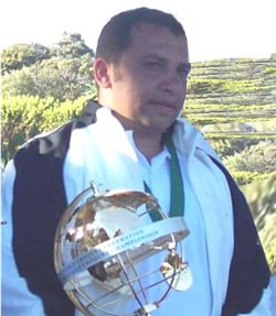 2008 Golf Croquet World Championship – Winner: Ahmed Nasr (EGY)