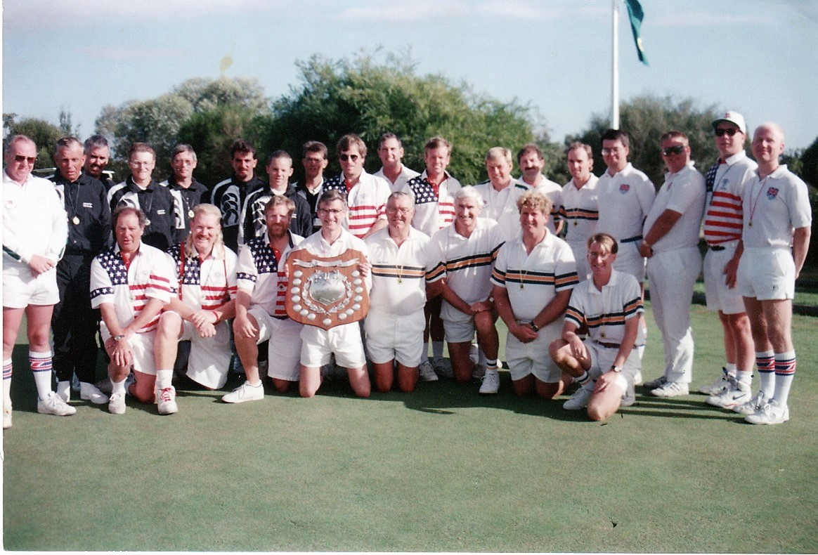 1993 MacRobertson Shield – Champion: Great Britain