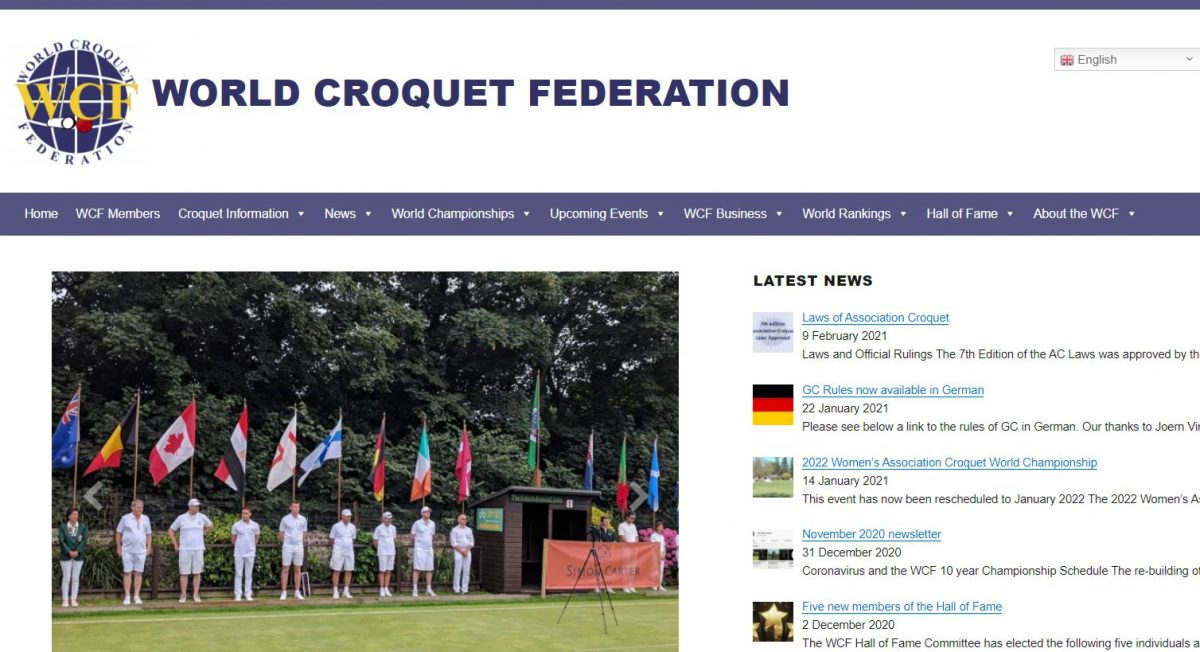 WCF announce refreshed website