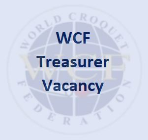 Would you like to be WCF Treasurer?