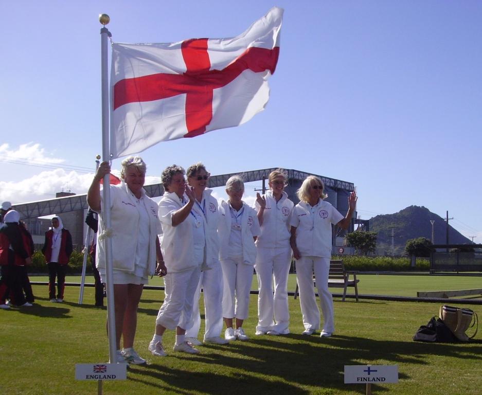 2011 Women's Golf Croquet World Championship – Winner: Rachel Rowe (ENG)
